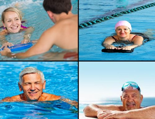 Adult Weekday Evening Swim Classes in August