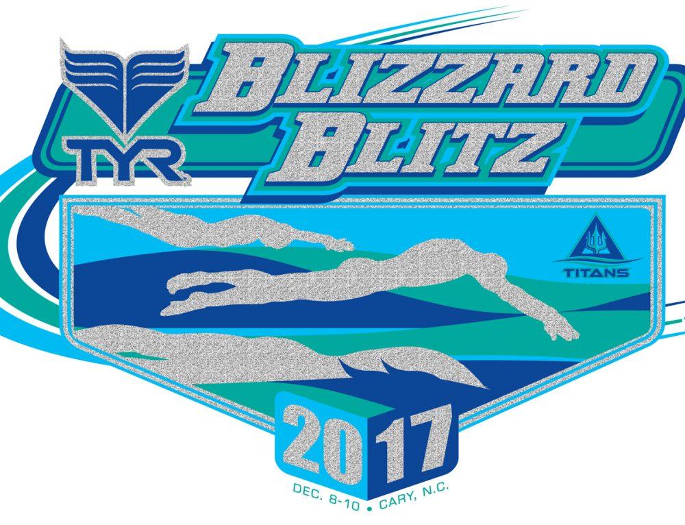 2017 TYR Blizzard Blitz Meet at TAC This Weekend