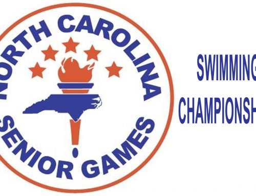 North Carolina Senior Games Swim Championship at TAC