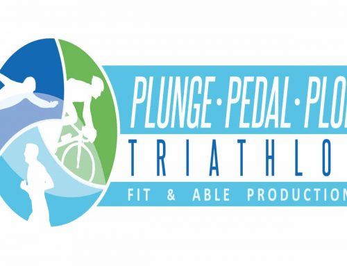 Plunge Peddle  & Plod – Fit and Able Sprint Triathlon at TAC September 3rd