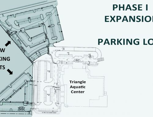 Triangle Aquatic Center Announces Phase 1 of the Expansion Project