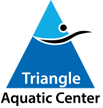 Triangle Aquatic Center Retina Logo
