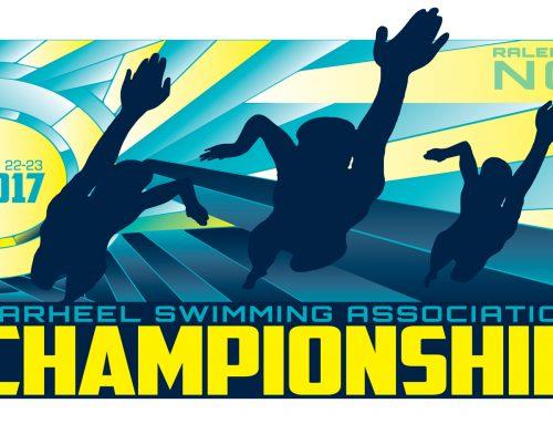 2017 Tar Heel Swimming Association Championship