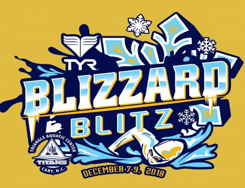 2018 TYR Blizzard Blitz Returns to TAC This Weekend