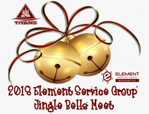 The 2018 Element Service Group Jingle Bells Meet at TAC This Weekend