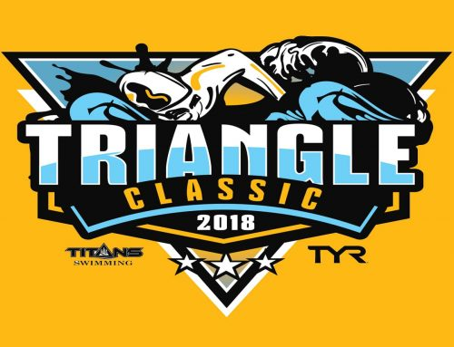 2018 TYR Triangle Classic Here at TAC this Weekend