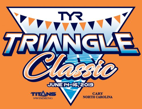2019 TYR Triangle Classic This Weekend at TAC