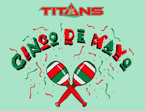 2018 TAC TITANS Cinco de Mayo Meet This Weekend