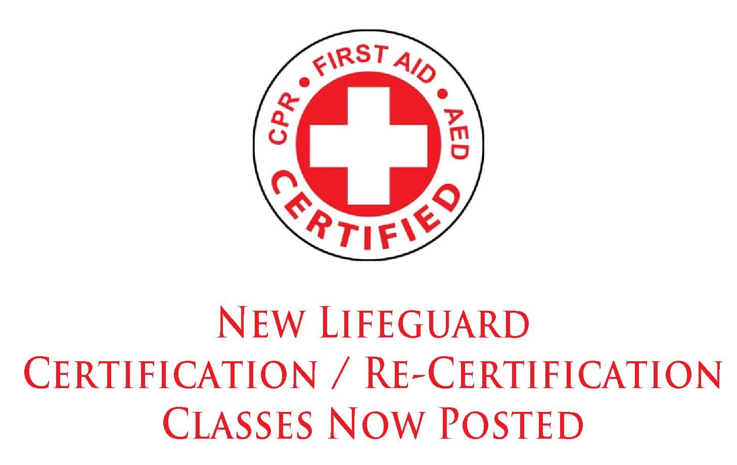 5d6df4549ab8 Updated ARC Lifeguard Certification   Re-Certification Class Schedule