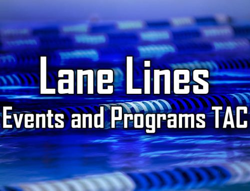 The April Issue of Lane Lines in Now Available