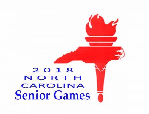 2018 North Carolina Senior Games at TAC