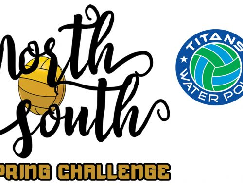 TAC TITANS North/South Spring Challenge Water Polo Tournament This Weekend