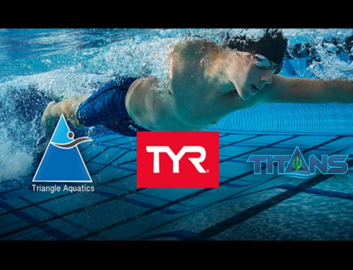 TYR Sport Extends as the Official Sponsor for TAC and the TITANS Through 2022.