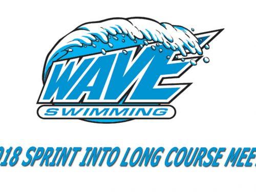 TAC Hosts the 2018 New Wave Swim Team Sprint Into Long Course Meet
